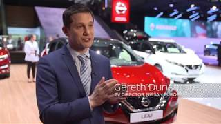 Nissan Intelligent Mobility at the Geneva Motor Show 2019