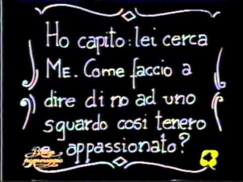 Bobo Lucchesi & Patrizia Rossetti televendite Clic Clac (parodia Charles Chaplin)