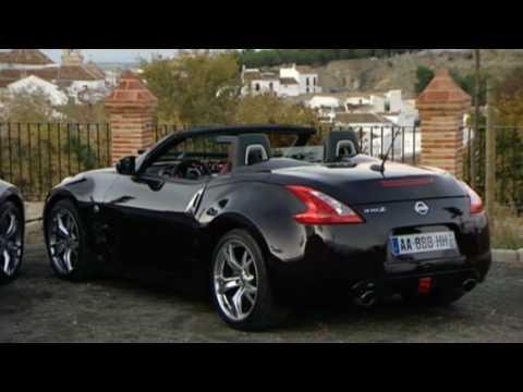 2010 Nissan 370Z Roadster, промо
