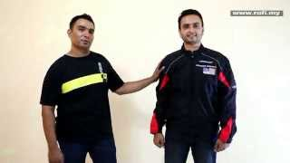 AGVSPORT Malaysia Special Edition Riding Jacket Review