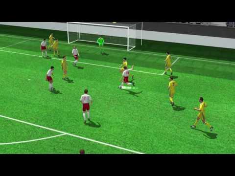 Euro 2016: Ukraine v Poland - Jakub Blaszczykowski scores in the 54th minute