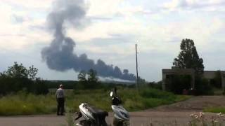 "Su-25 Ukrainian army destroyed the Boeing 777 followed the route Amsterdam - Kuala Lumpur"" -2"