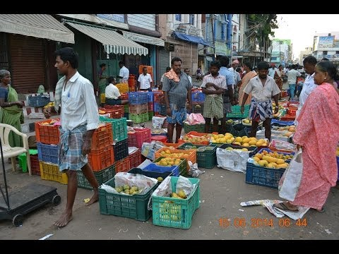 North Masi Street ~ Fruits Market & Lorry Parcel Services