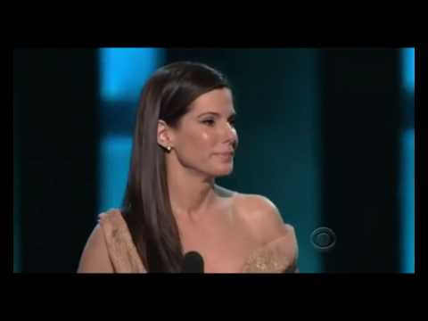 Sandra Bullock - Best Actress @ People s Choice Awards 2010