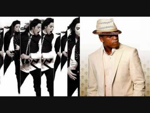 Because of You Remember the Time Remix  NeYo ft Kanye West & Michael Jackson