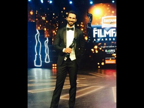 5 lessons Shahid Kapoor should learn from his Filmfare awards 2015 win!-review