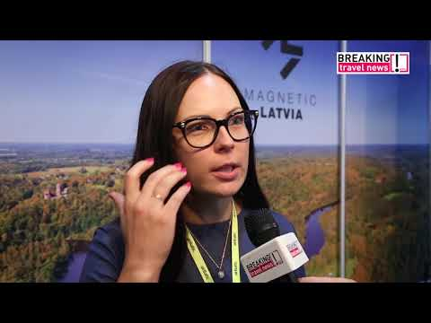 Sanda Teihmane, key account manager, Middle East, airBaltic