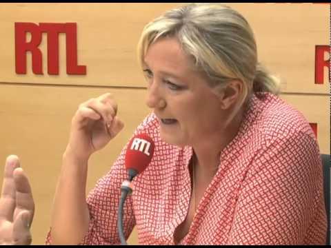 Marine Le Pen : le livre de Trierweiler, un