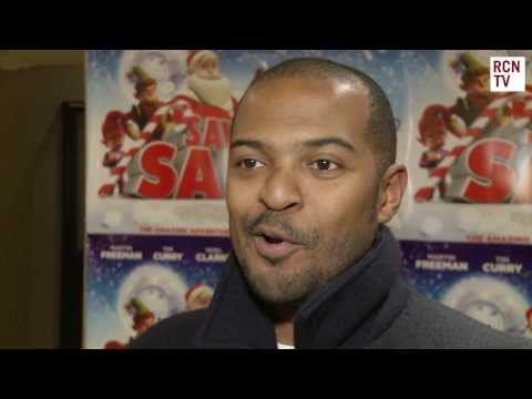 Noel Clarke Interview Doctor Who 50th Anniversary & Peter Capaldi
