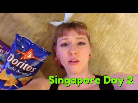 Singapore Day 2 - Live on Stage at the YouTube Fanfest!