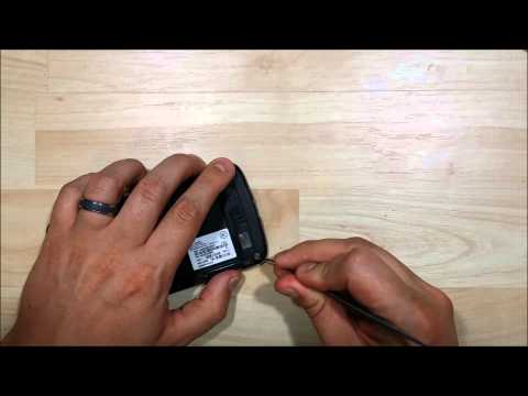 Samsung Galaxy S4 IV Active LCD Replacement - Disassembly