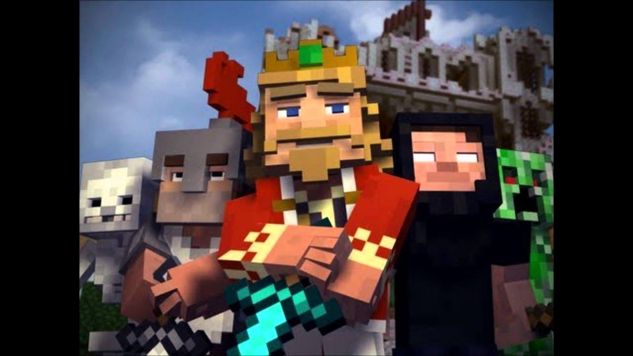 Fallen Kingdom a Minecraft