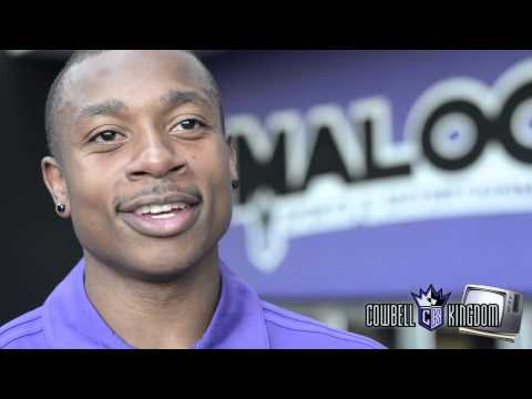 Sacramento Kings guard Isaiah Thomas is ready for 2012 training camp