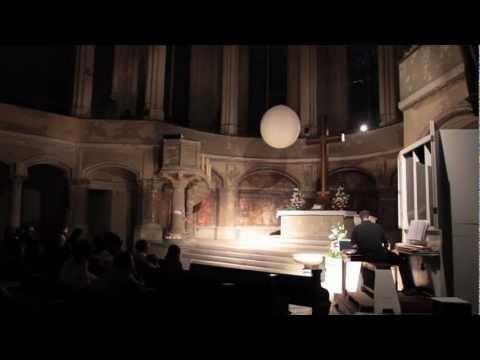 Winnie Brückner & John Kameel Farah - duet improvisation
