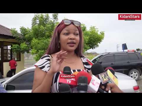 Wema Sepetu Amjibu Zari Kuwa Amuulize Diamond, Atua Wasafi TV