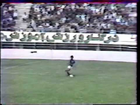 Esteghlal vs. Shahin (1984)