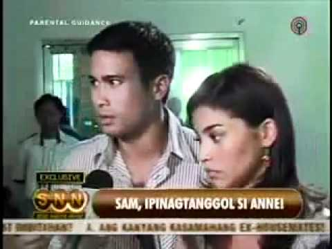 YouTube   SNN   ANNE CURTIS  NATANGGALAN NG BRA  SCANDAL IN BORACAY ASAP SHOW