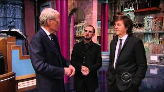 19 Interview with Letterman 6