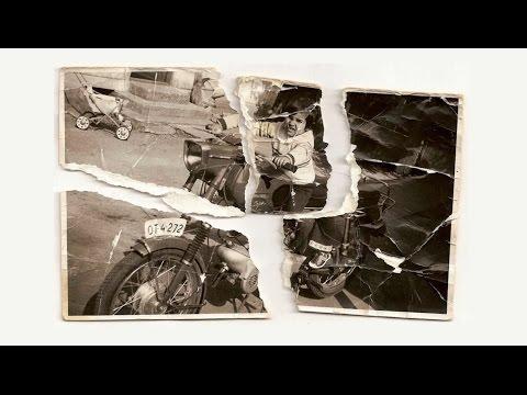 Restaurando Una Foto Antigua Destruida - (Speed Art)