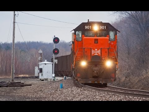 Tunnelmotors and Ore Trains: The Bessemer and Lake Erie Railroad