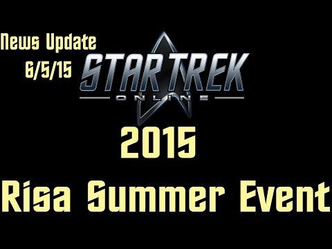 Star Trek Online News - 2015 Risa Summer Event