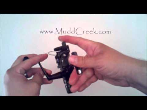 Shimano IX1000R Spinning Reel Review by MUDD CREEK