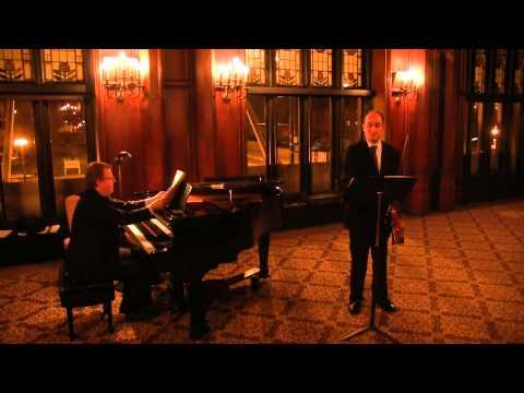 David Yonan plays Augusta Read Thomas- Incantation; with Steven Greene-Grieg Sonata No. 3 in C minor