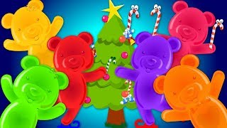 We Wish You Merry Christmas | Xmas Rhymes | Toddlers Song | Kindergarten Videos | Song For Children