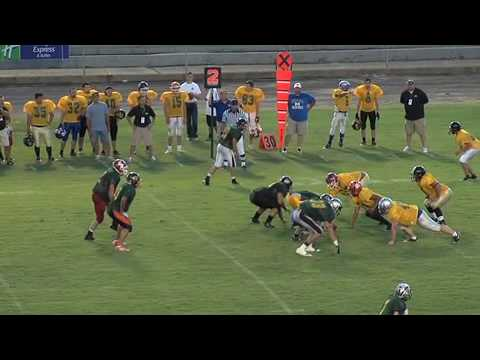 2010 Oklahoma 8-Man All Star Football Game