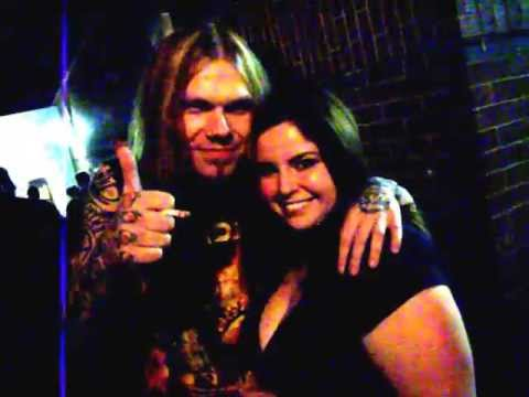 Terji Skibenæs and Charity Anderson: the 2 prettiest metal heads you'll ever find