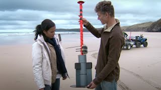 How to Measure Rip Currents - Bang Goes the Theory - BBC