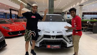 BUYING A SUPERCAR AND EXPORTING IT TO INDIA|PART 1|MO VLOGS