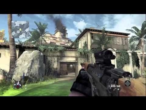 Call of Duty Black Ops Hazard Walkthrough (Annihilation Map Pack)