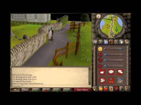 Old Runescape – King's Ransom quest guide