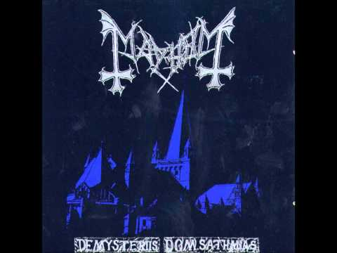 Mayhem - Freezing Moon (HQ)