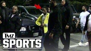 Lil Uzi Vert Parties With Baltimore Ravens rookie QB Lamar Jackson & Calvin Ridley   TMZ Sports