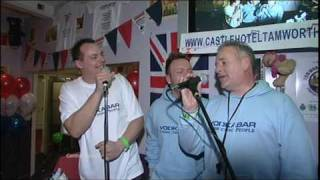 World Record Karaoke Marathon Vodka Bar Tamworth