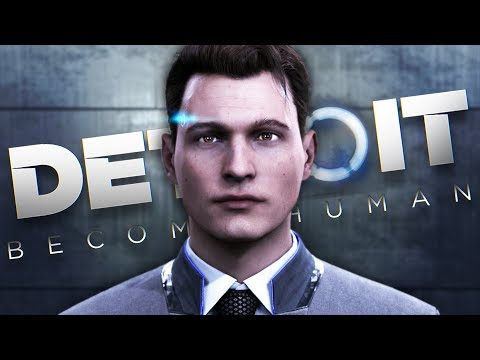 Detroit: Become Human #7  - WE FINALLY HOOK UP (EPIC)
