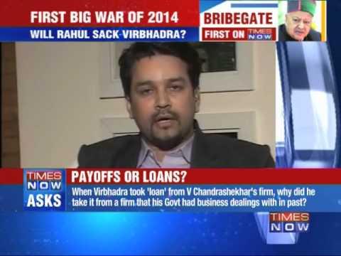 Congress dumps Virbhadra Singh