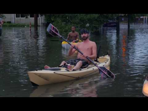 Flooding In New Orleans From 100 Year Storm Raw