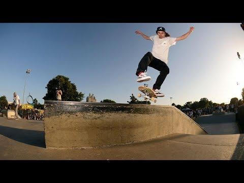 Vans Scorchin' Summer: Kyle Walker Day