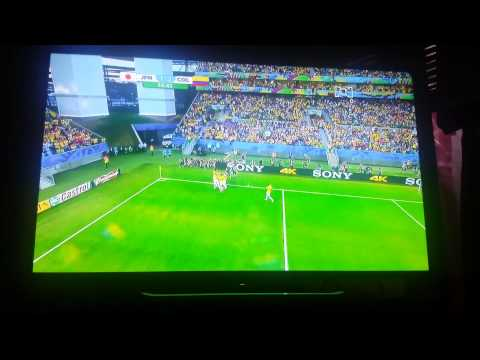 Colombia 4 Japon 1 Narracion RCN tv