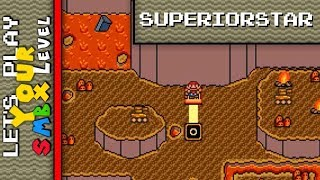 "LL14-19: SuperiorStar's Levels - [Let's Play Your SMBX Level ""Leftover Levels""]"