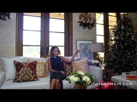 Nicole Richie's Holidays in Style with Joss & Main
