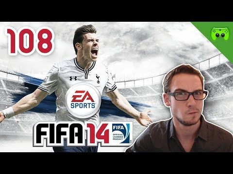 FIFA 14 Ultimate Team # 108 - Hart getwittert «» Let's Play FIFA 14 | HD