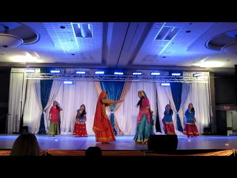 Folklorama 2012 Punjab Pavilion video