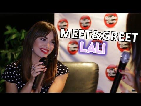Lali - Meet&Greet Radio Disney Ecuador