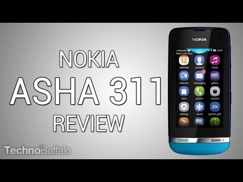 [Análisis] Nokia ASHA 311 (en español)