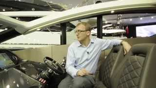 Sunseeker Predator 57 from Motor Boat & Yachting