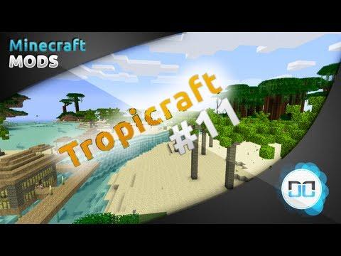 Minecraft Módy   Tropicraft   #11   MD   1.4.7